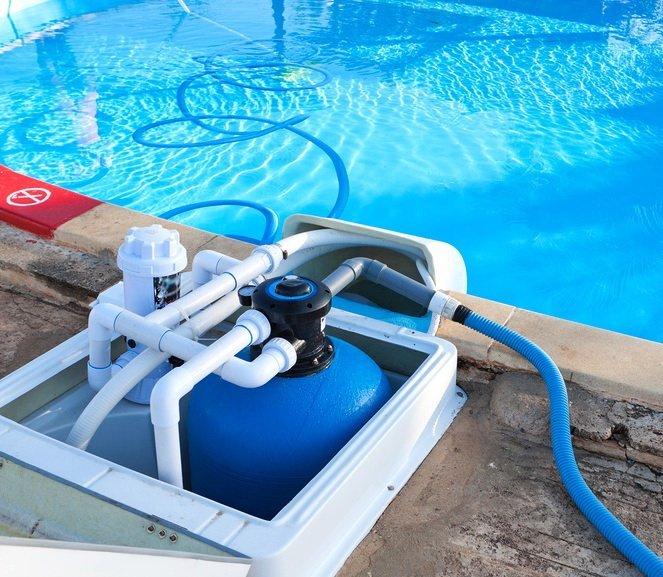 Систему очистки для бассейна своими руками 281