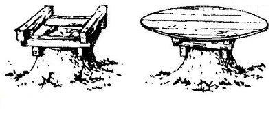 Сборка столика