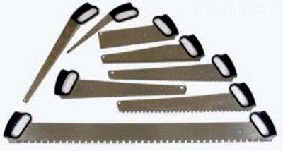 Разнообразие моделей ножовок
