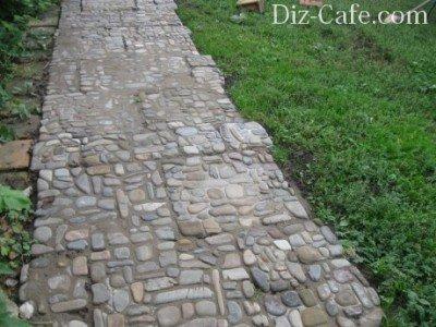 Как развести цементный раствор для дорожки растворы отделочные тяжелые цементные что это
