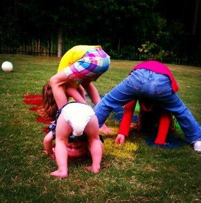 Твистер – увлекательная игра для детей любых возрастов