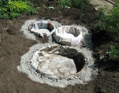 Результат гидроизоляционных работ
