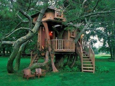 Дом на дереве своими руками инструкция