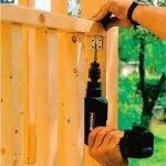 Этапы строительства каркасного домика