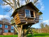 Как построить домик на дереве своими руками: инструкции для популярных вариантов