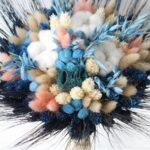 Разноцветные колоски лагуруса