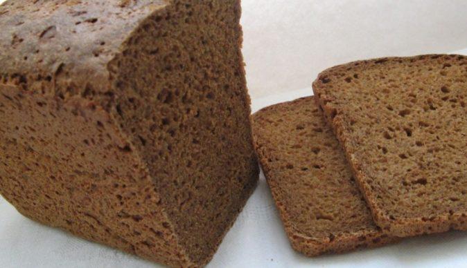 Ржаной хлеб в качестве подкормки