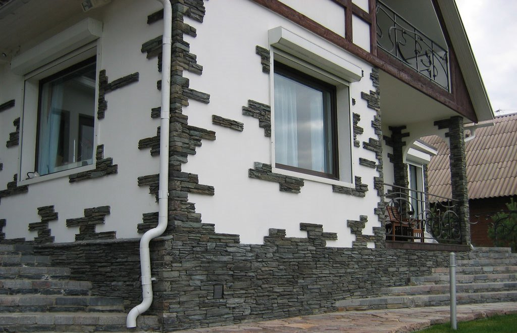 Виды отделочных материалов для фасадов частных домов