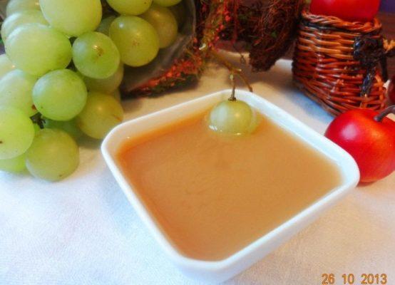 Бекмес из винограда