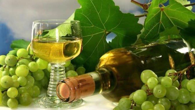 Сорт винограда Цитронный Магарача