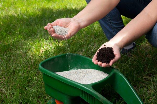 Органика и минеральные удобрения