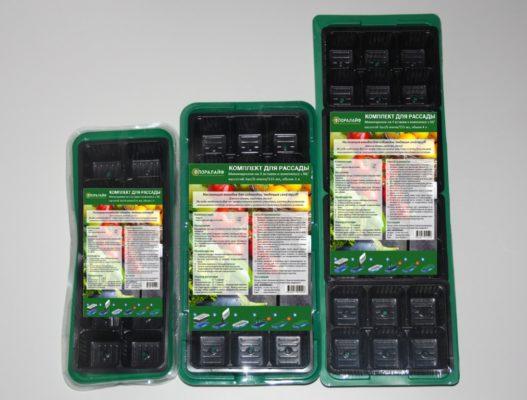 Рассадные кассеты