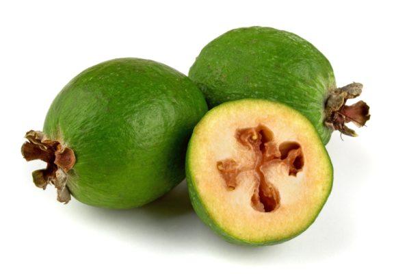 Плоды фейхоа
