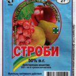Упаковка препарата Строби