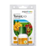 Упаковка препарата Топаз