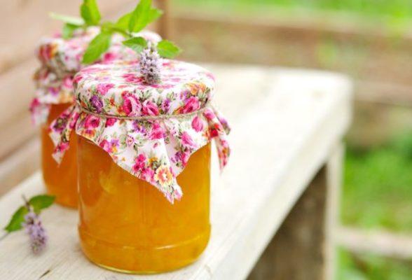 Варенье из топинамбура и тыквы
