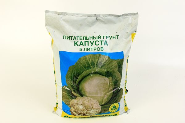 Почвенный грунт для капусты