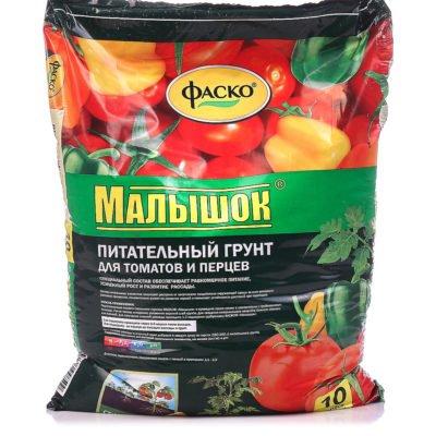 Грунт для рассады томатов