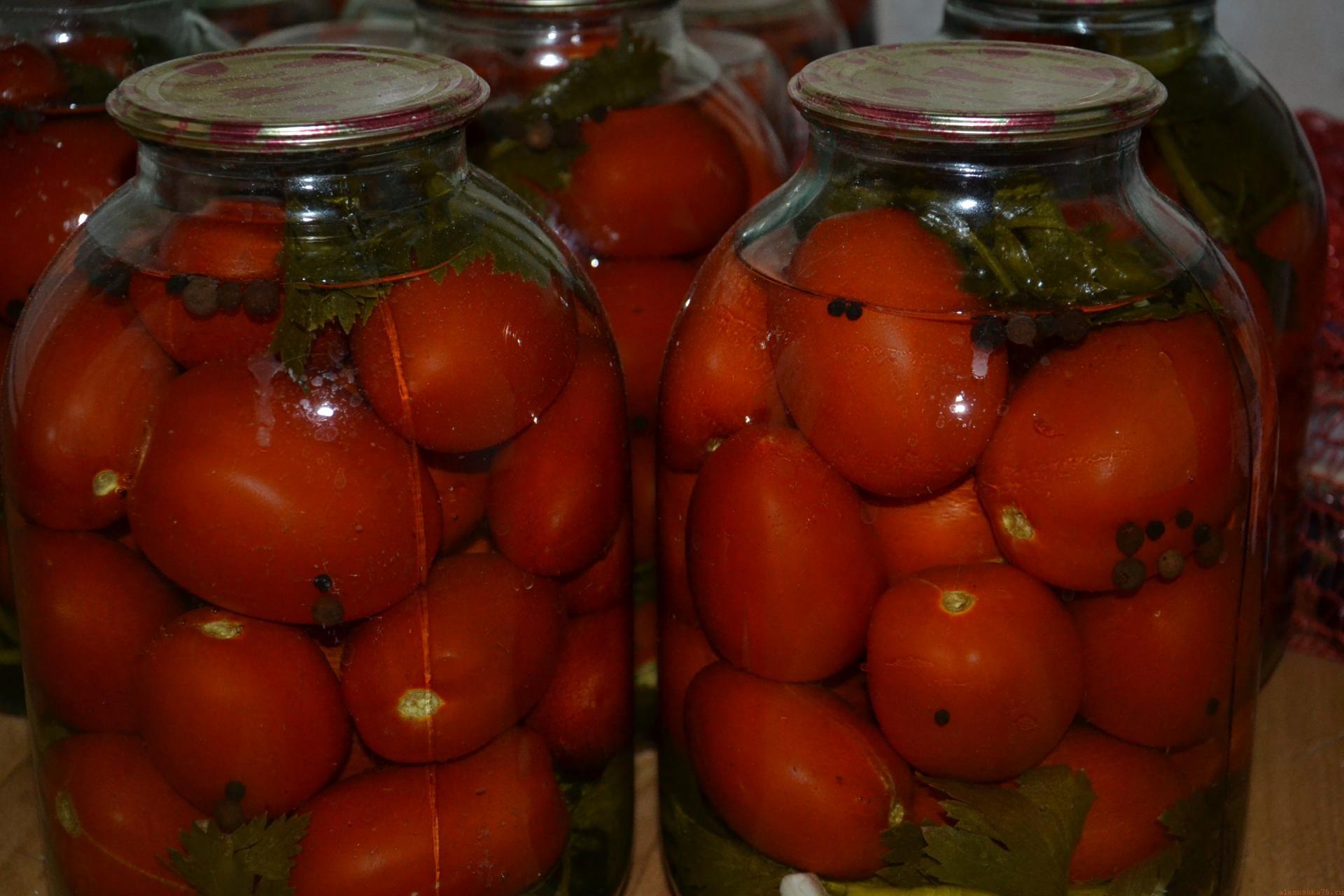 считать, консервация помидор фото ясно