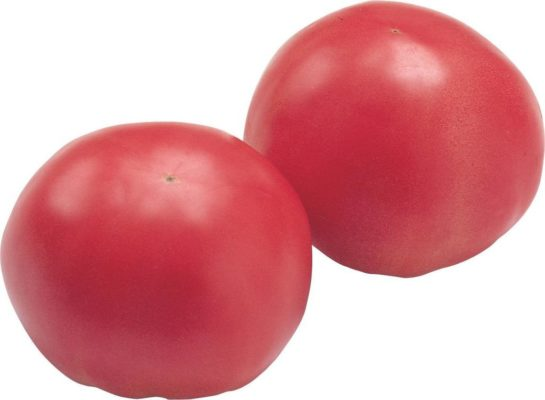 Плоды томата Розовый фламинго