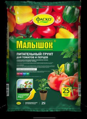 Грунт для помидоров